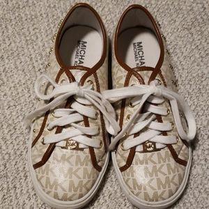 Michael Kors tennis shoes